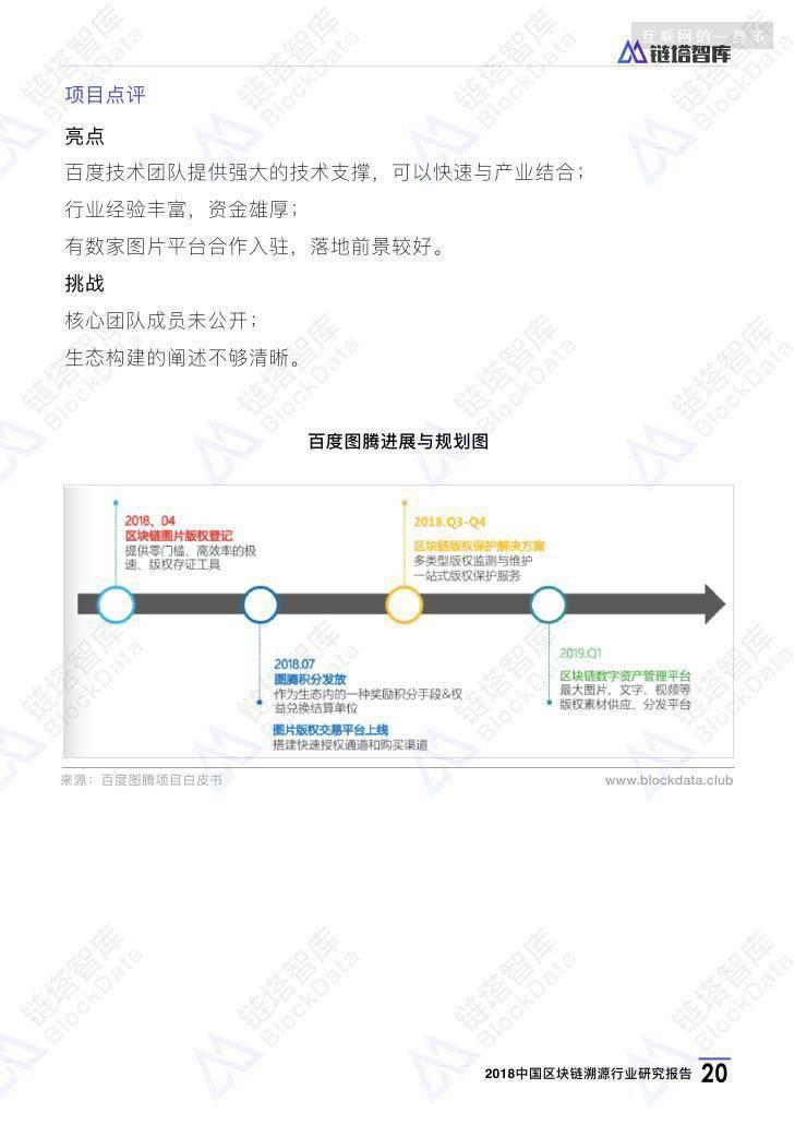 链塔智库:2018中国区块链溯源行业研究报告