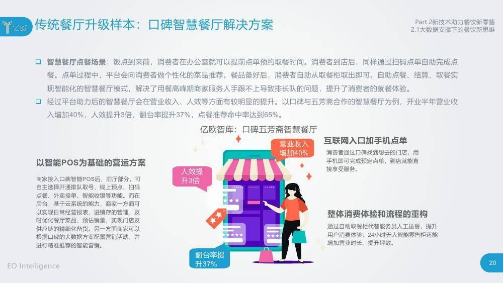 亿欧智库:2018餐饮新零售研究报告