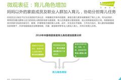 艾瑞咨询:2019年中国母婴家庭服务平台研究报告