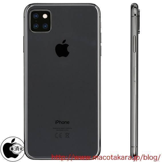"""下一代iPhone将配类华为""""浴霸""""的三摄像头?"""