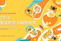 CBNData:2019淘宝吃货大数据报告