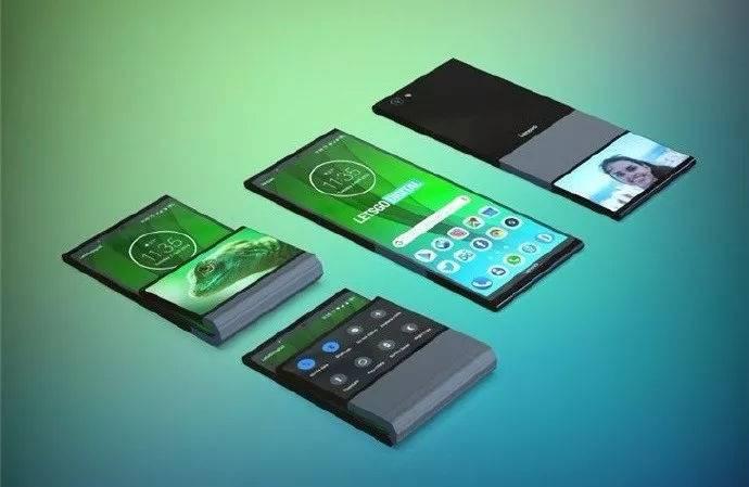 联想折叠屏手机专利曝光:展开后屏幕更长