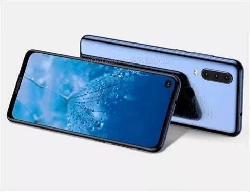"""挖孔屏设计!Moto G8高清渲染图曝光:""""奥利奥""""摄像头消失"""