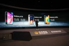 三星Galaxy A70国内发布,3200万后置三摄!