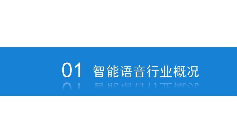 中商文库:2019年中国智能语音市场前景研究报告