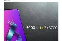 华硕ZenFone 6海报公布:5000>1+7+3700