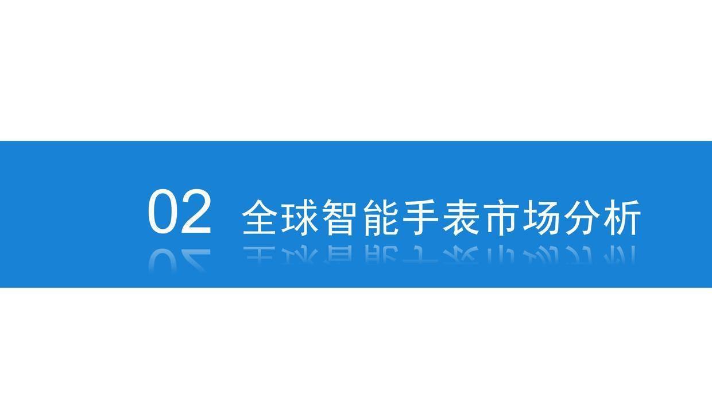 中商文库:2019年中国智能手表行业市场前景研究报告