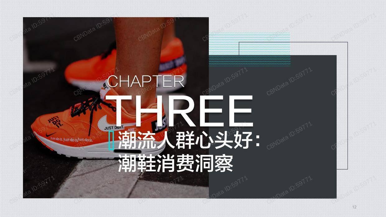 CBNData:2019潮流消费洞察报告之潮鞋篇