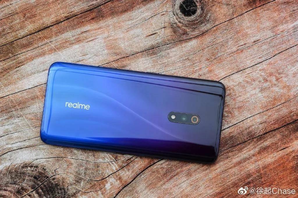 realme X将于7月15日登陆印度市场