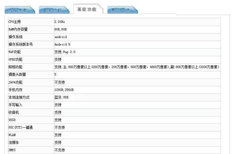 华为神秘新机入网工信部:6.26寸屏+后置四摄