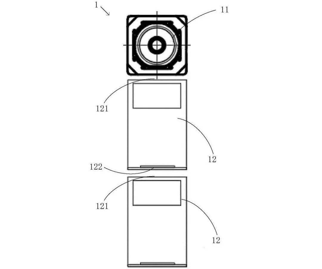 小米潜望式摄像头专利曝光:或于MIX 4上首发