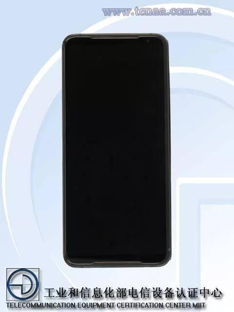 5800mAh电池首发骁龙855 Plus华硕ROG Phone 2入网