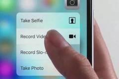 告别3D Touch 2019款iPhone手机或将拿掉屏幕压感功能