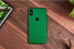 2019iPhone将配备全新墨绿色,电池将达到四千毫安