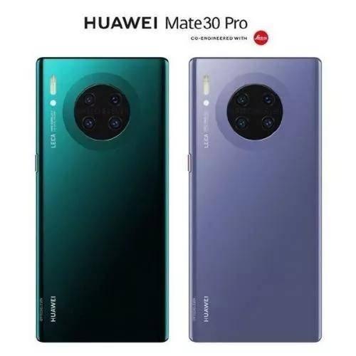 外媒揭曉華為Mate 30 Pro配置細節:新iPhone最大的對手