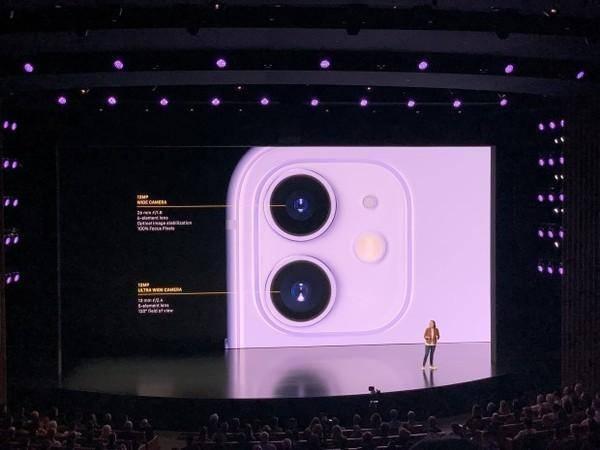 iPhone 11系列正式发布,搭载后置三摄和A13处理器