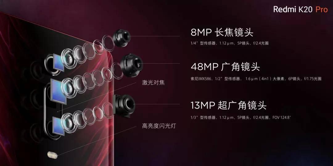 2699元起!Redmi K20 Pro尊享版发布:搭载骁龙855 Plus
