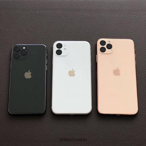 新iPhone背面Logo改為居中 為方便用戶使用反向充電