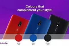Redmi 8A印度發布:驍龍439+5000mAh,約650元!