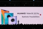 华为Mate 30系列发布,麒麟990 5G处理器+4000万徕卡四摄