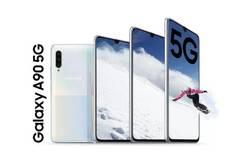 三星Galaxy A90 5G发布:骁龙855+后置三摄