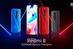 约803元起!Redmi 8印度发布:配5000mAh大电池