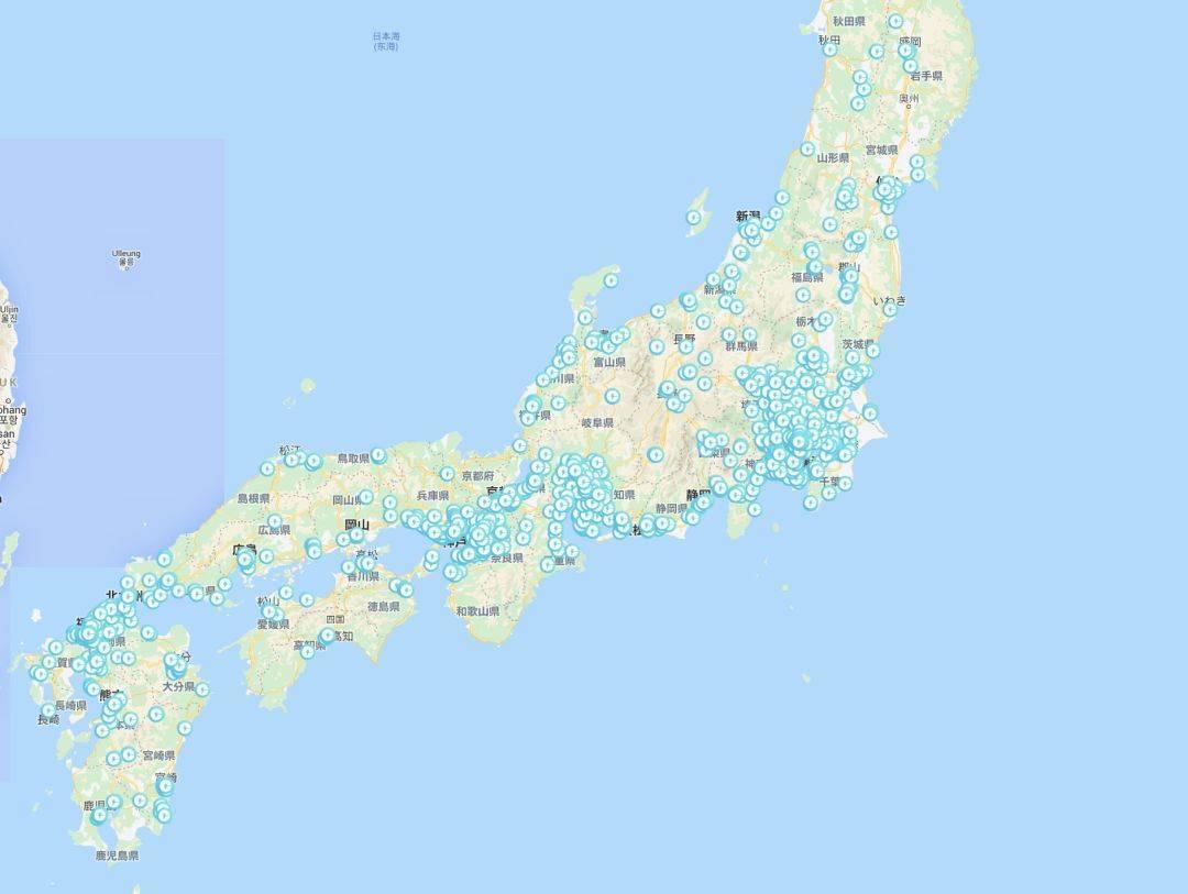 全球醒闻   充电更方便,醒电正式入驻日本Family便利店啦!