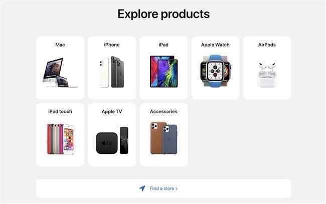 苹果在线上开了一家虚拟零售店 包含无接触快递、苹果专家帮助等