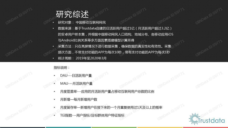 Trustdata:2020年Q1中国外卖行业发展分析报告