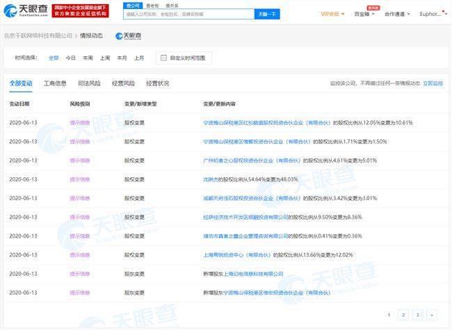 "B站关联公司入股北京千跃网络科技有限公司,后者旗下游戏为""百万消消消"""