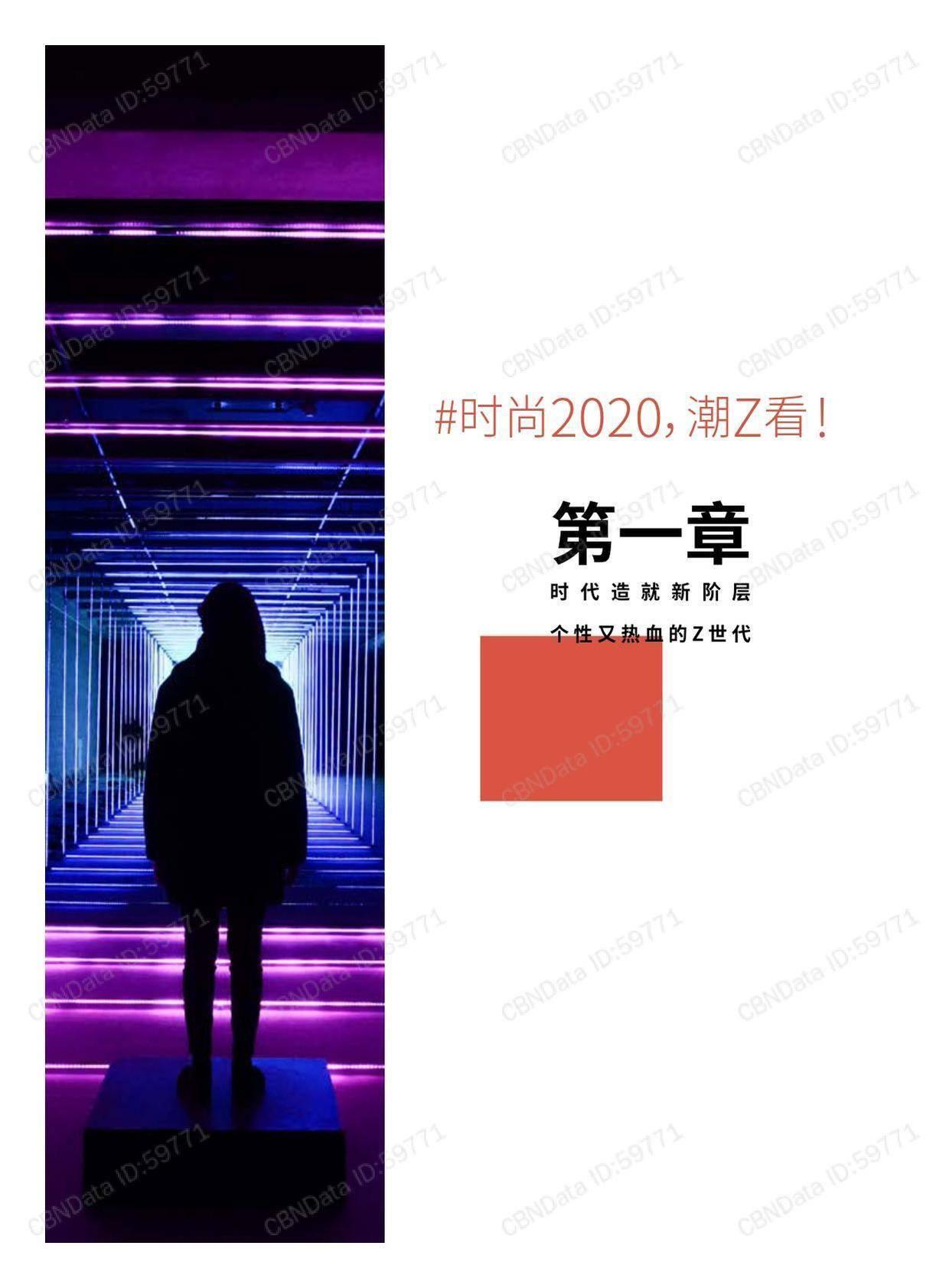 华扬联众:2020年Z世代时尚消费洞察报告