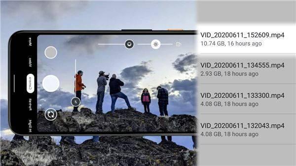 Android 11单个视频录制文件大小上限4GB已被移除