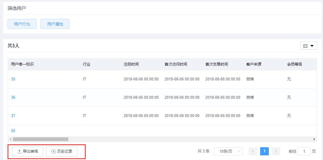 产品使用手册 | 盈鱼MA用户管理功能使用方法