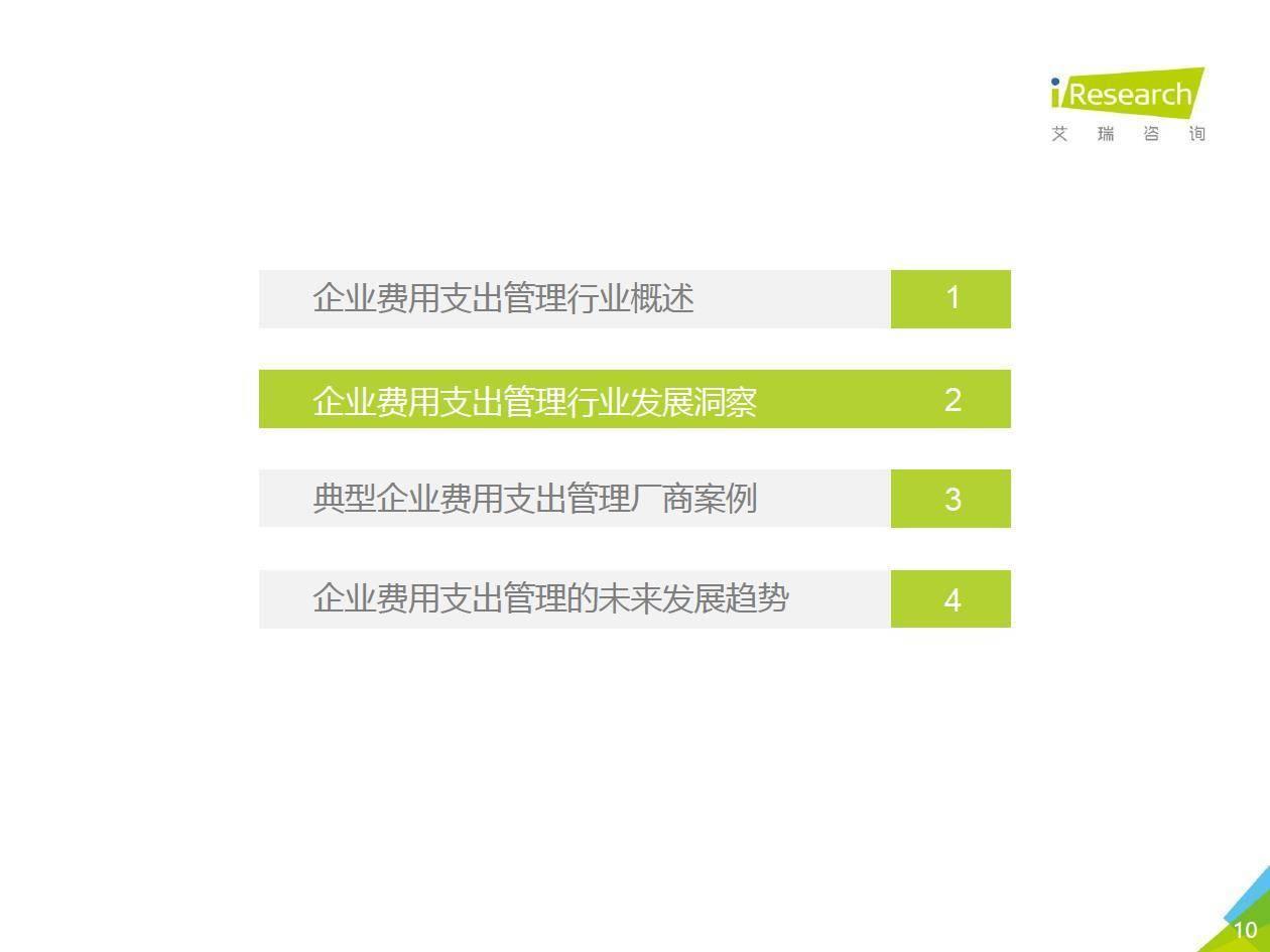 艾瑞咨询:2020年中国企业费用支出管理行业研究报告
