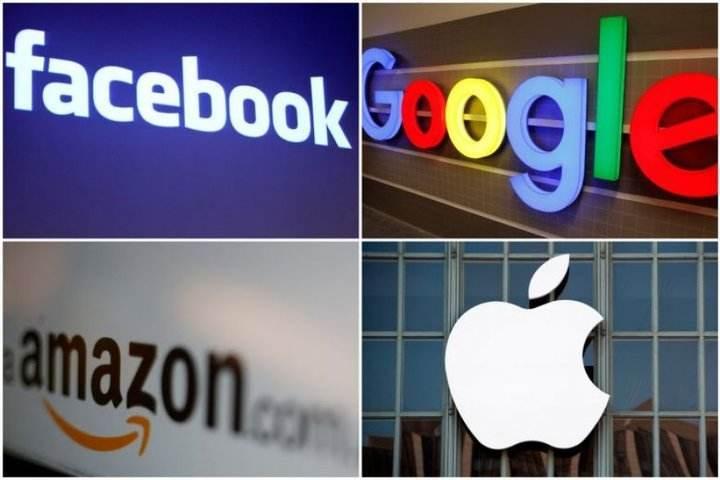 苹果等四大科技巨头被指滥用垄断权,面临业务拆分