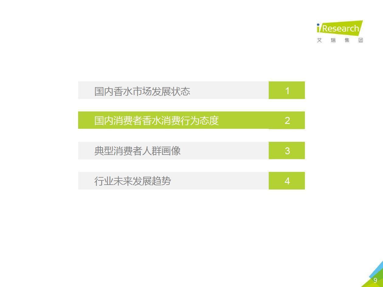 艾瑞咨询:2020年中国香水行业研究白皮书1.0