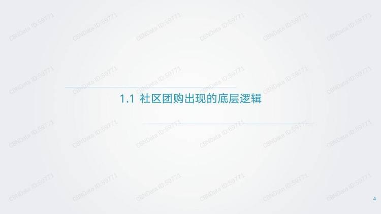 亿欧智库:2021年社区团购研究报告