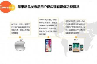 2017年中国网民关于手机新品发布后现设备功能体验调查报告(附完整报告下载)