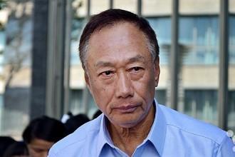 郭台铭明确表示不会走:富士康将留在中国