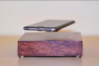 苹果已申请悬浮充电专利:能让iPhone浮在空中充电