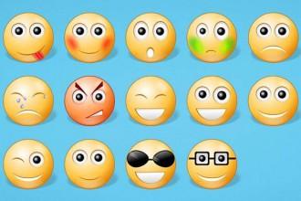 新浪微博那些有趣的小黄脸表情是如何设计的?