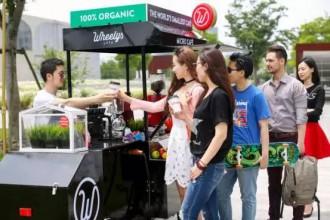 20万即可开店,单车配咖啡,风靡全球70国,后星巴克时代的装逼利器