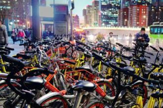 共享单车革命:百亿资金涌入后它们改变了中国多少?