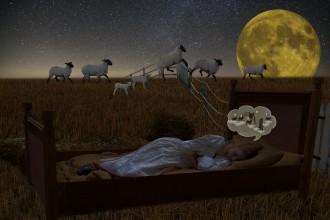 大失眠时代:仅一成年轻人能一觉到天明