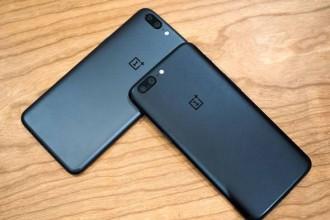 一加手机5发布, 2000万像素双摄8G内存
