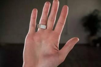 一款能让你摆脱信用卡钱包和钥匙的智能戒指