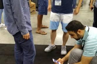 """外国人惊呆了!""""刷脚购物""""做出来了!竟然还是阿里的黑科技"""