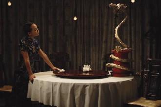 岛国发明了一款大开脑洞的智能餐桌