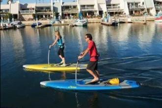 想冲浪却不会?可能你缺这个脚踏式水上滑板 Mirage Eclipse