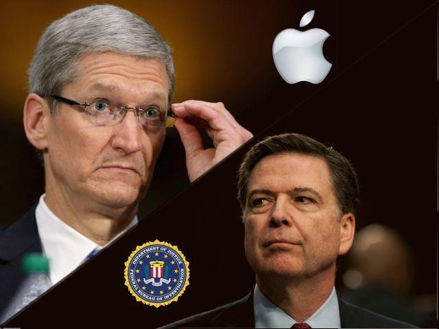 第三方成功破解 FBI不再要求苹果解锁iPhone